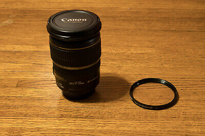 Canon EF-S 17-55mm f/2.8 AF IS USM Lens
