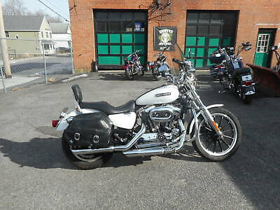 2007 Harley-Davidson Sportster  2007 HARLEY DAVIDSON XL1200 LOW FUEL INJECTED FACTORY 2 TONE LOADED WITH OPTIONS