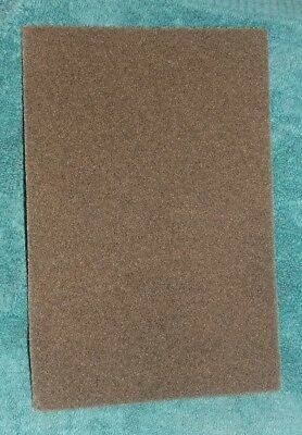 "Standard Abrasives 827510, Heavy Duty Hand Pad, 6"" x 9""  Polishing, Sanding"