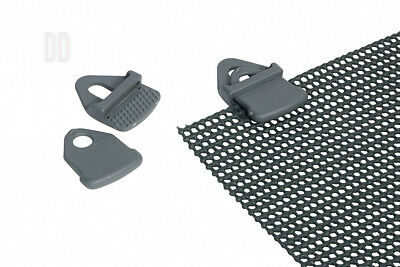 Bo-Camp - Tent carpet - Clips - 4 pieces