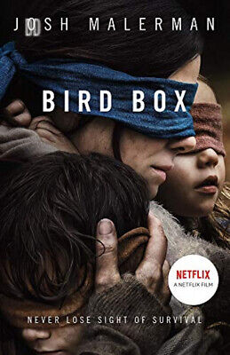Bird Box: The bestselling psychological thriller, now a major film Paperback...