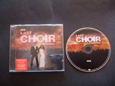 Last Choir Standing. 20 Track Cd Album In Immaculate Condition. Free Uk Post.