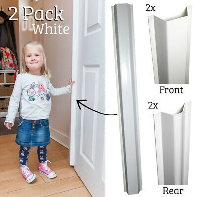 Cardea Child Safety Door Finger Guard Pack to Cover Hinges at the Front &...