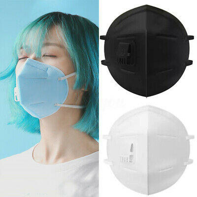 New Half Face PM2.5 Anti Pollution Mask Dust Respirator Protection For Men Women