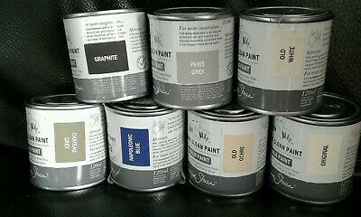 Annie Sloan- Chalk Paint x 6 tins - each 120ml - perfect sizes for most projects