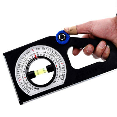 Angle Meter Multifunctional Slope Measuring slope scale inclinometer foot slope