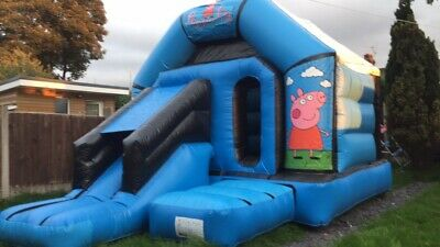 Ready Made Bouncy Castle Business. Castles Used Once Made In October 2018