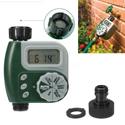 Automatic Electronic Water Tap Timer DIY Garden Irrigation Control Unit Digital