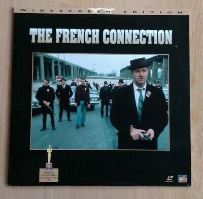 The French Connection (1971) NTSC Laserdisc 0100985