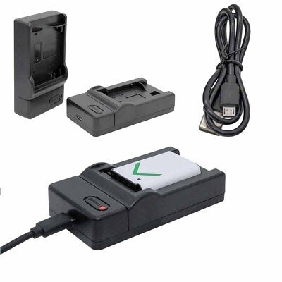 USB Battery Charger For Canon LP-E8 EOS 700D 650D 550D 600D For AC Adapter NE8