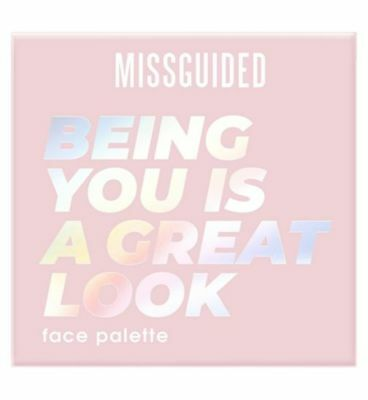 Missguided Being You Is A Great Look Face Multi Palette Sealed - UK Seller