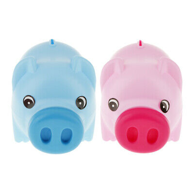 Mini Penny Coin Dimes Piggy Bank Cute Pig Baby Kids Bedroom Desk Decoration