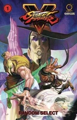 Street Fighter V Volume 1: Random Select (Paperback 2018)