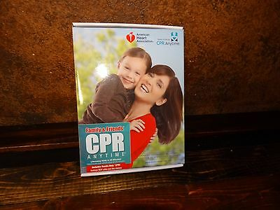 18471 ~ Family and Friends CPR Anytime Kit in English and Spanish