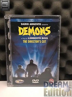 Demons: Director's Cut [dir. Lamberto Bava] (1985) Cult Zom-Horror [DEd]