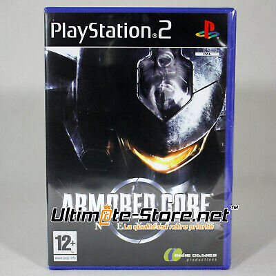Jeu PS2 - PlayStation 2 - Armored Core Nexus - FR - Neuf sous Blister