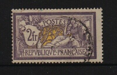 France - #126 used, cat. $ 75.00