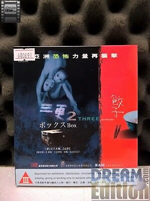 Three Extremes..2 (2004) [VCD] East Asian Chiller [DEd] [..1 on English Release]