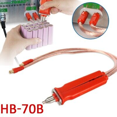 For 709A 709AD Series SUNKKO HB-70B O Type Pulse Spot Welder Pen 18650 Battery