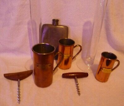 """Old Collection Of Distillery Items """"R.THORNE & SONS Ltd DISTILLERS, GREENOCK  """""""