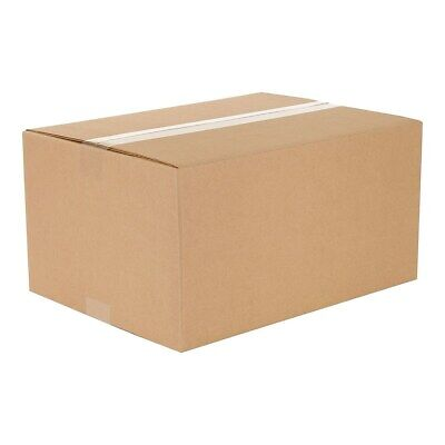 "Staples 16"" x 12"" x 8"" Shipping Boxes 32 ECT Brown 25/Bundle (60-161208) 693969"