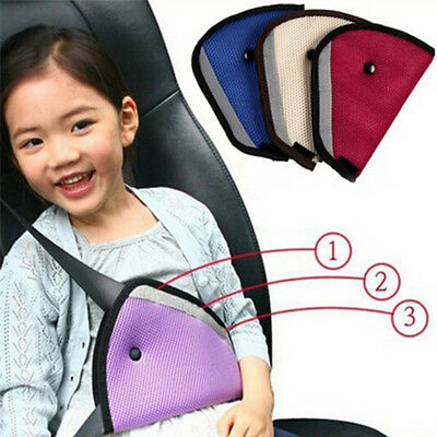 Safe Fit Thickening Car Safety Belt Adjuster Device Baby Child Protector _7