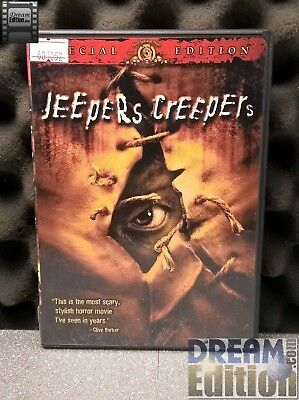 Jeepers Creepers: Special Edition [Victor Salva] (2001) Mystery, Chiller [DEd]