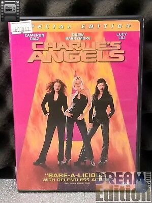 Charlie's Angels: Special Edition [Diaz, Barrymore, Liu] (2000) Action-Com [DEd]