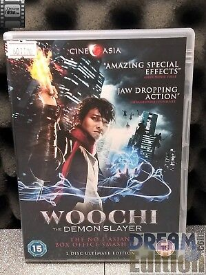 Woochi: The Demon Slayer [2 Disc,Ultimate Edition] (2009) Korean Action-Com [DED