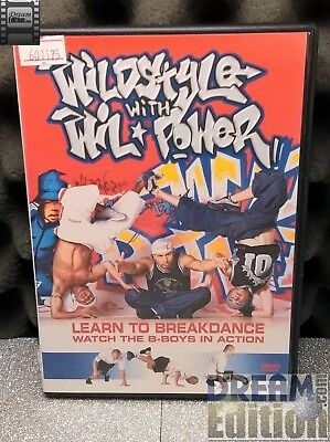 Wild Style With Wil Power: Learn To Breakdance (2000) Urban Dance Tutorial [DEd]