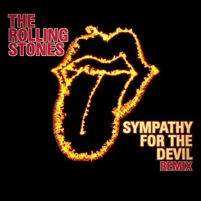 ABKCO SACD 18771-9666-2: ROLLING STONES - Sympathy for the Devil REMIX - 2003 SS