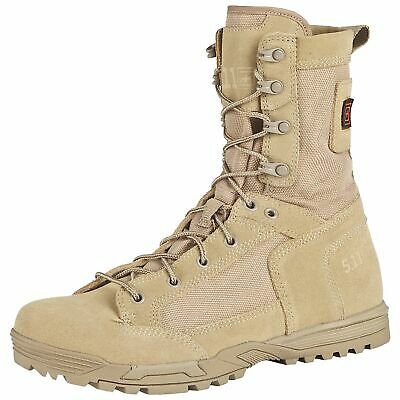 5.11 Tactical 12320120 Skyweight Rapid Dry Boots, Coyote Brown