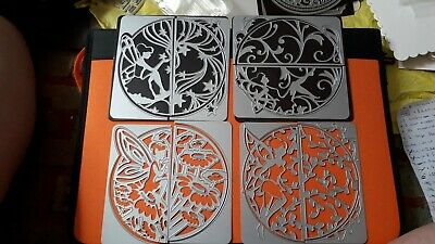 Tonic Studios Large Verso semi Fairy Themed Die Sets *once* 4 Sets 12 Dies