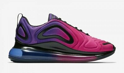 Ultime Nike Air Max 720 Nere Sunset (Donna e Uomo