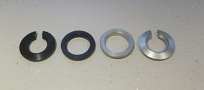 Spring retainers for Ohlin Ohlins twinshocks twin shocks with 12mm shafts choose