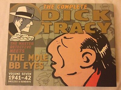 COMPLETE DICK TRACY VOL 7 (1941 - 1942) HC by Chester Gould / IDW