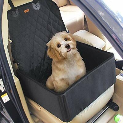 Kisspet 2 in 1 Pet dog car supplies thick waterproof single front seat pet car