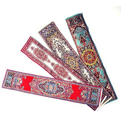 1:12 Miniature Woven Carpet Turkish Rug for Doll House Decoration Accessory