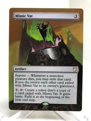 Commander 2018 Mimic Vat C18-209 Rare Mint MTG Card