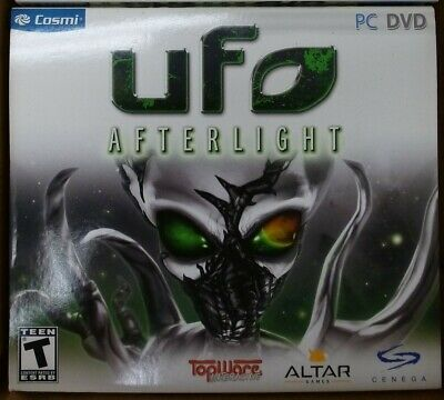 Video Game PC Wholesale Lot of 12 UFO Afterlight Lot of 12 NEW SEALED Jewel