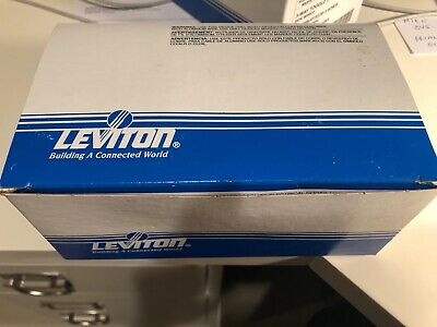 Leviton CS320-21 Ivory 3-Way Toggle Switches Side Wired  20 Amp, 10 Pack