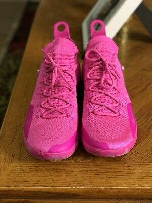 87c001893f92 NIKE KD AUNT Pearl Entire Collection 4 5 6 7 8 Pink Breast Cancer ...