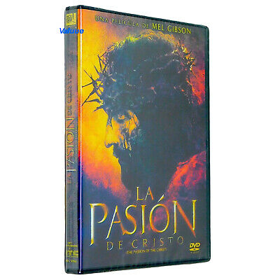 The Passion of the Christ DVD Brand New sealed Full Screen Free Fast Shipping