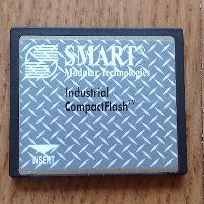 Smart Compact Flash 2.0GB  DSLR Camera Memory Card 2GB Tested + Formatted