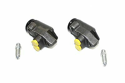 Pair Of Front Brake Cylinders  For The Reliant Rialto  1982-1994