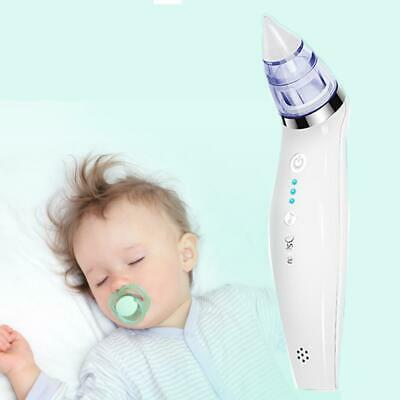 Baby Nasal Aspirator Electric Safe Nose Cleaner Snot sucker for Baby boy girls