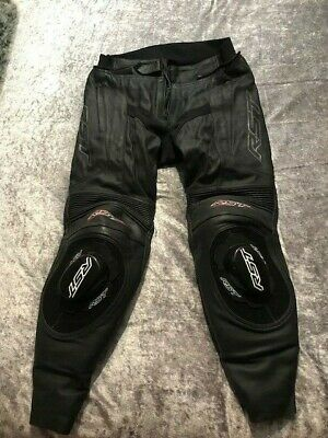 RST Motorcycle Leather Trousers