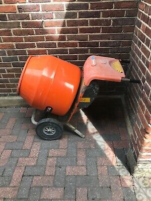 Belle M16B Minimix 150 Cement Mixer With New Drum & New Gear Box 240V
