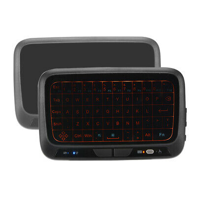 H18+ Mini Wireless Keyboard Touchpad Fly Air Mouse for PC Laptop Notebook AC1305