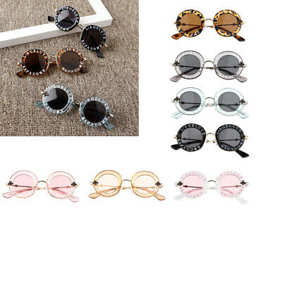 Round Kids Baby Sunglasses Cute Sunglasses UV Protection Colorful Eyewear